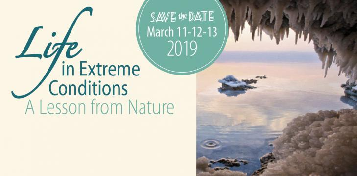 2019 cross-disciplinary summit: Life in Extreme Condition, on March 11-12-13 2019