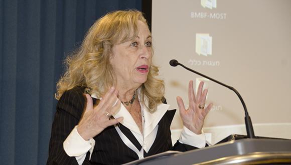 Dr. Mira Marcus-Kalish